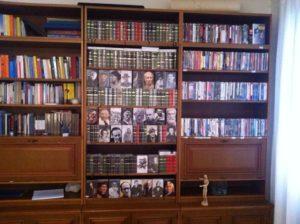 Centro di psicoterapia La Fenice, Roma - libreria