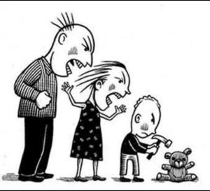 deficit parentale