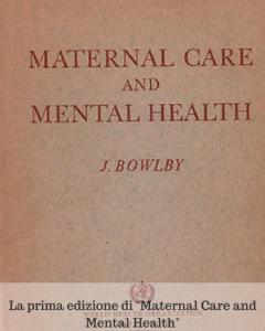 Teoria dell'attaccamento di Bowlby