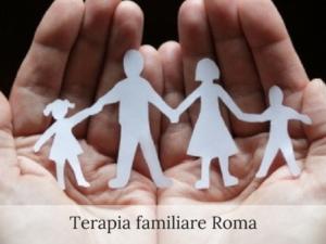 Psicoterapia familiare Roma