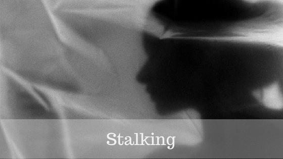Stalking sindrome molestatore
