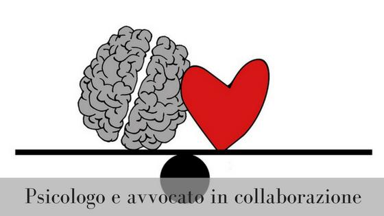 Psicologo e avvocato collaborazione