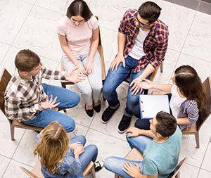 psicoterapia di gruppo a roma