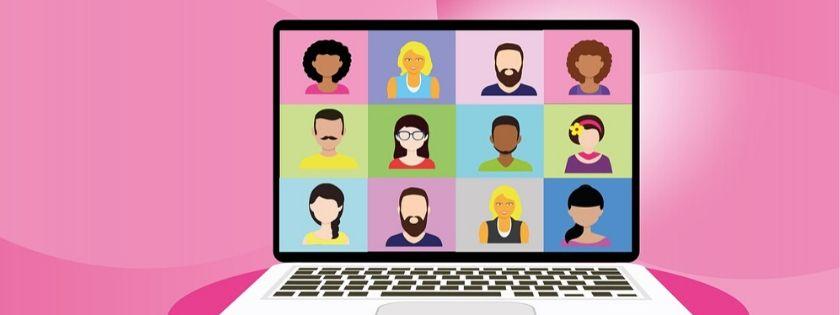 psicoterapia di gruppo a distanza online benefici vantaggi